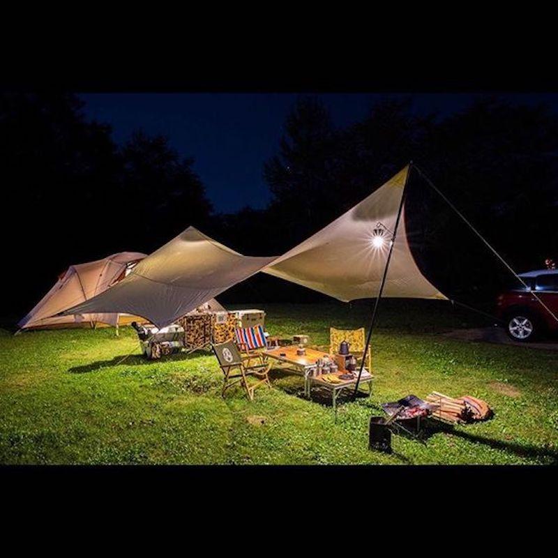 Start camping 05 24